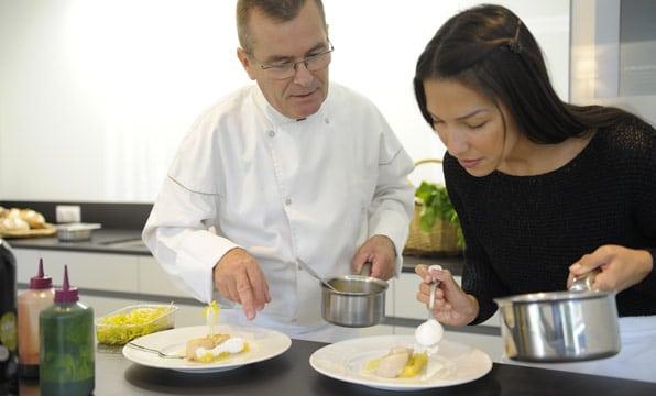 Cooking School at Domaine des Hauts de Loire – L'Art des Mets