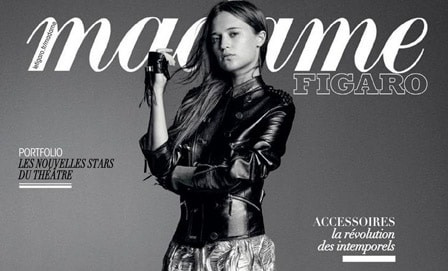 H8 Collection in Madame Figaro !